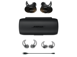 Bose SoundSport Free Wireless zwart