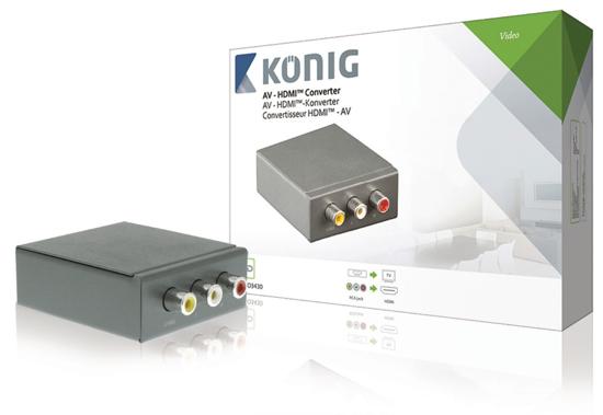 Konig KNVCO3430