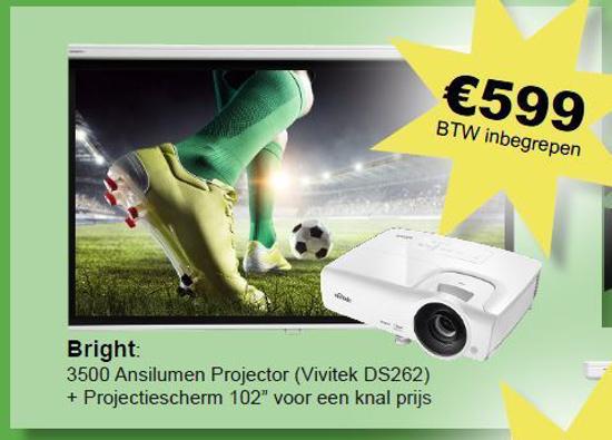 Vivitek DS262 Promo WK Pack