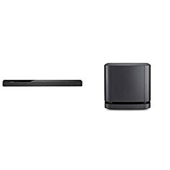 Bose Smart SoundBar 300 + Bose Bass Module 500 (pakket)