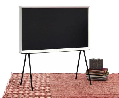 SAMSUNG QE49LS01RA Serif TV (Wit)