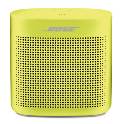 Bose SoundLink Color II Yellow Citron