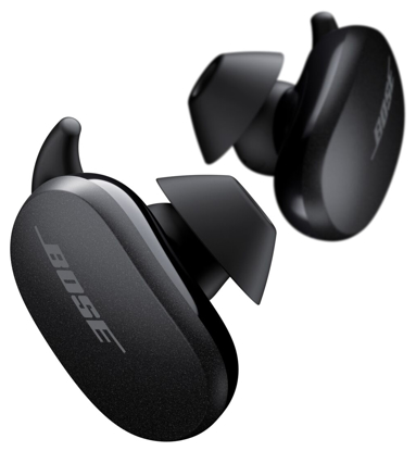 Bose QuietComfort Earbuds (Black)
